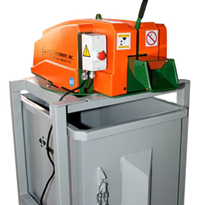Strap, Wire & Cable Shredder | Sweed 450 DX