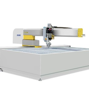 Introduction of Cantilever Type (Arm Type) Waterjet