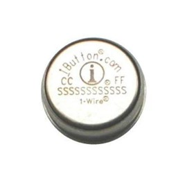 Temperature Data Logger | iButton DS1996L-F5+