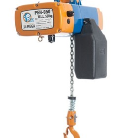 Electric Chain Hoists | Hoisting Equipment