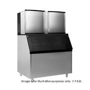 Air-Cooled Ice Maker - SN-1500P