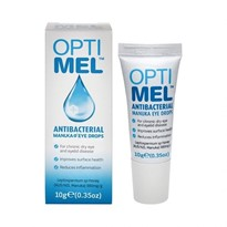 Optimel | Dry Eye Treatment | Antibacterial Manuka Eye Drops