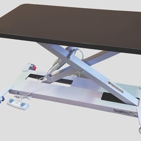 PAEDIATRIC CHANGE TABLE - ELECTRIC HEIGHT