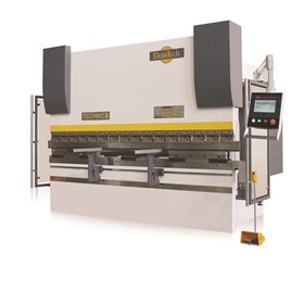 CNC Controlled Press Brake | Technica