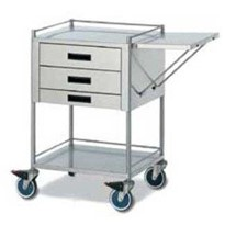 Resuscitation Trolleys | 3 Drawers