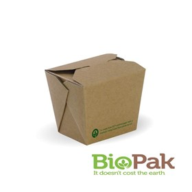 BioBoard Noodle Box 26oz 780ml – BB-NB-26
