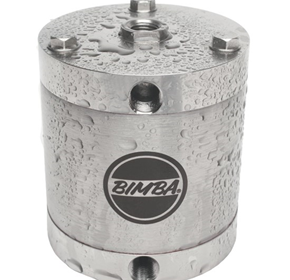 Stainless Steel Compact Cylinders | SSF0 | Bimba