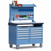 Mobile Tool Trolleys | Storetek