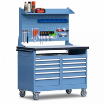 Mobile Tool Trolleys | Boscotek | Storetek