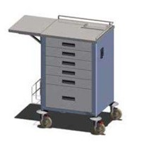 15-30 Unit Medication Trolleys