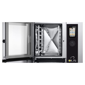Electric 7 Tray Touch – Combi Oven with Boiler 7 x 1/1 GN | PRBET071