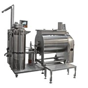 Chocolate Machine | Ideo Tecnica Horizontal Conching Machine