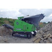 Bison 35 Mobile Jaw Crusher