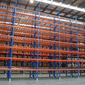 Single Selective Racking Configuration