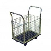 Platform Trolley with Cage Sides | NB107