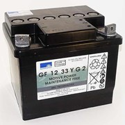 Gel Deep Cycle Batteries | Sonnenschein 12V 38A