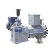 Hydraulically Actuated Metering Pumps