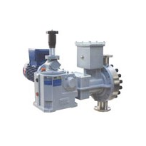 Hydraulically Actuated Metering Pumps | Acromet