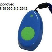 Wireless Waterproof Nurse Call Personal Pendant