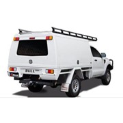 3 Door Enclosed Ute Canopies
