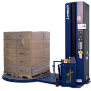 Semi Automatic Stretch Pallet Wrapping System | Q-300