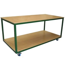 Custom Workbenches For Food Prep Areas or Industrial Use