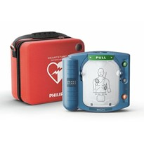 Philips HeartStart Onsite Defibrillator with Philips Standard Case