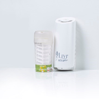 Livi® Soap and Air Freshener System boosts washroom hygiene space