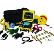 AEMC 6471 Multifunction Digital Ground Resistance Tester Kit w/ Clamp