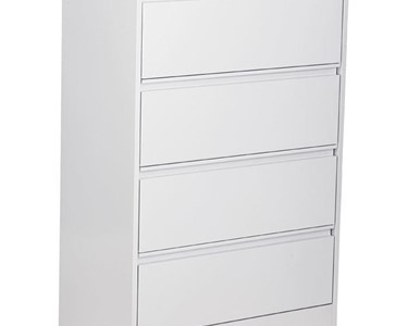 Laterial 4 Draw Cabinet