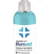 mundicare® Burnaid® | Sun burn Gel Spray