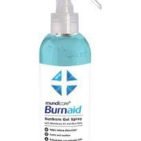 mundicare | Sun burn Gel Spray