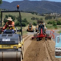 Road Shoulder Maintenance Instruction Video | PolyCom Stabilising Aid