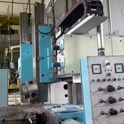 Vertical Boring Machine - Factory Refurbished