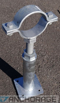 Anchorage Height Adjustable Pipe Stands