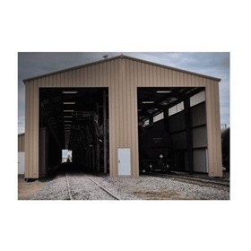 Industrial Steel Buildings/Shelters