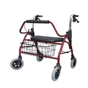 Bariatric Walker Supa Mack