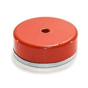 Alnico Shallow Pot Magnets | AMF Magnetics