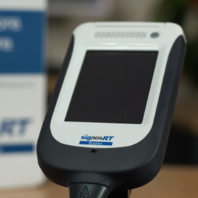 SignosRT Bladder Scanner | Signostics
