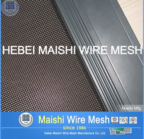 Security Window Screen 316 Stainless Steel Mesh