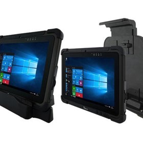 "M101P  10.1"" Intel® Pentium N4200 Rugged Tablet PC"