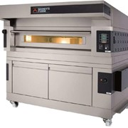 MORETTI FORNI Single Pizza Deck Oven with Prover | COMP S120E/1/L