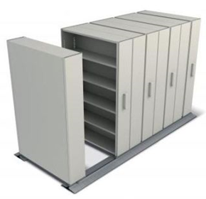 Mobile Storage Systems | Storeplan