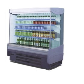 Refrigerated Open Display | Mitchel Refrigeration