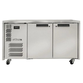 2 Door Freezer Stainless Steel | Opal LO2U
