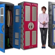 Oz Loka Lockers | Wardrobe Series