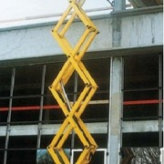 Rough Terrain Scissor Lifts | Compact 10/12 DX