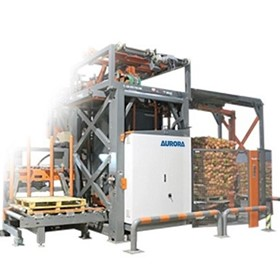 Agropal Conventional Produce Palletizer