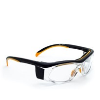 Economy Radiation Safety Glasses with Side Shields | DM-206