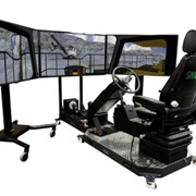 Mining Heavy Vehicle Training Simulators | SIMLOG